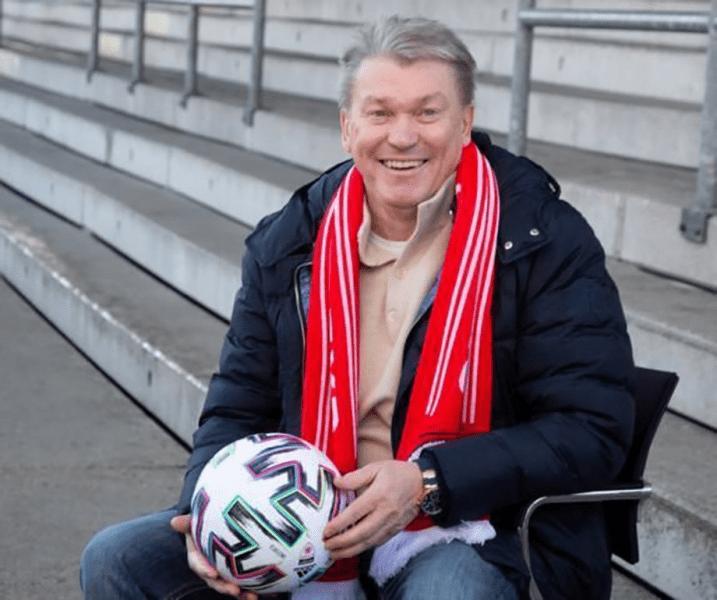 Легенда советского футбола Олег Блохин: где сейчас лучший нападающий СССР?