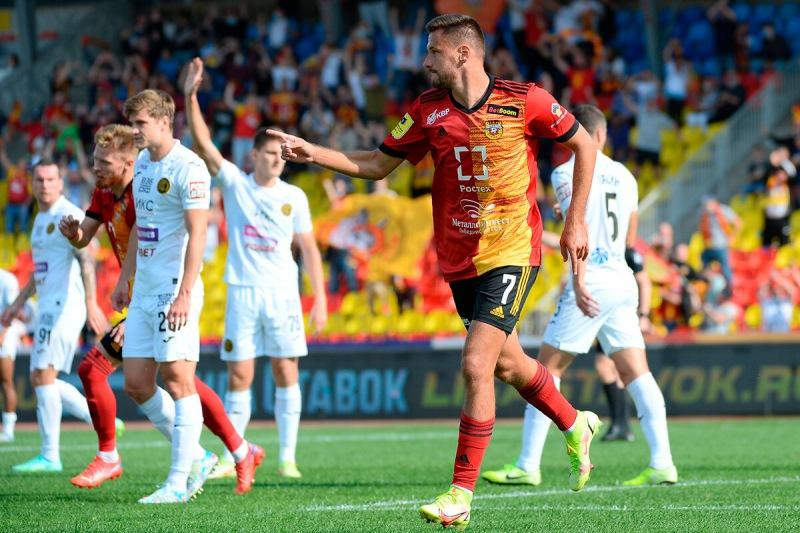 Мощное возвращение: Божович отнимает очки у ЦСКА в Туле