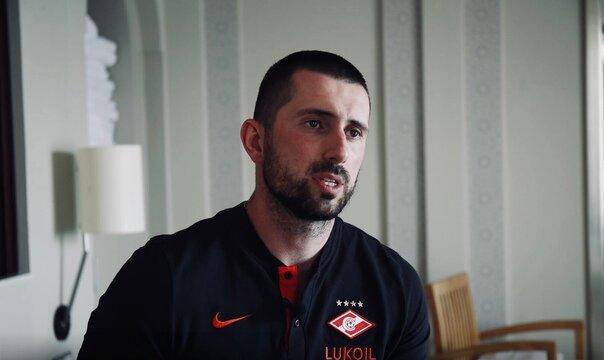 Новости ФК «Спартак Москва» на 9 сентября 2021