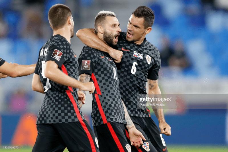 Отборочный турнир ЧМ-2022. Хорваты вырвали победу в Словакии.