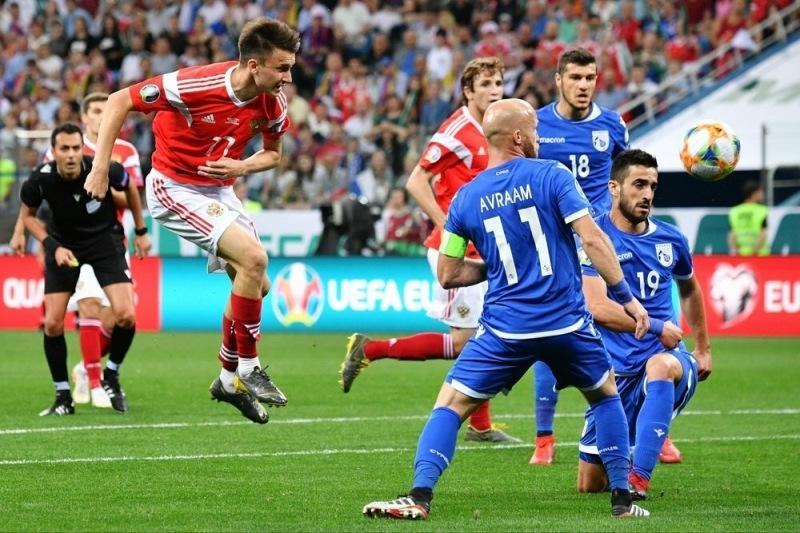 Почему сборная России по футболу разгромит сборную Кипра