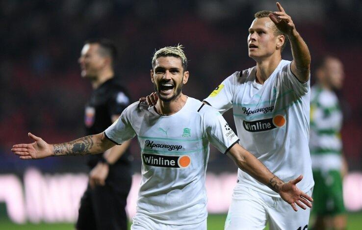 Краснодарская Премьер-лига приговорила Ахмата к трем минутам