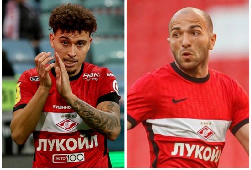 «Спартак» принял окончательное решение по будущему Ларссона и Мелкадзе