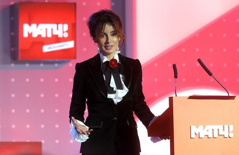 """Тина Канделаки ушла с """"Матч ТВ"""". Теперь она заняла должность заместителя генерального директора """"Газпром-медиа"""""""