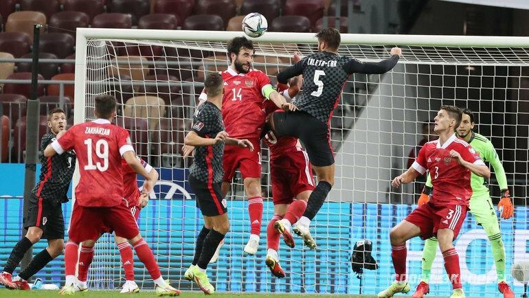 У кого проблем больше: иностранцы после матча Россия-Хорватия
