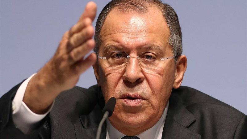 У Российского правительства мания преследования. Лавров заявляет абсурдные вещи