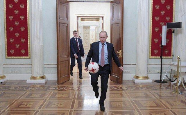 Владимир Путин запретил отменять лимит на легионеров в российском футболе