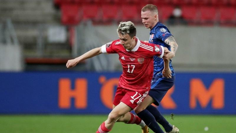 Чего ждать от сборной России в матче против Словакии? Надежда только на удачу