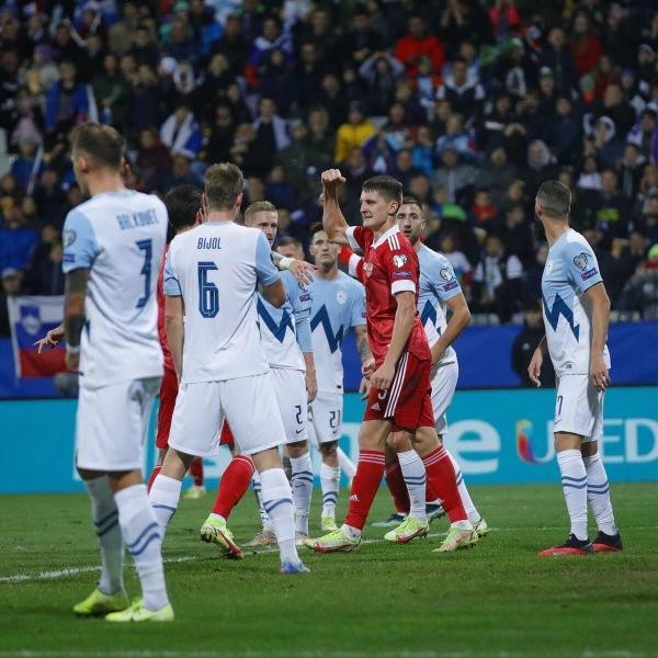 Фарт сборной России по футболу или заслуженное первое место в группе?! Валерий Карпин новый герой