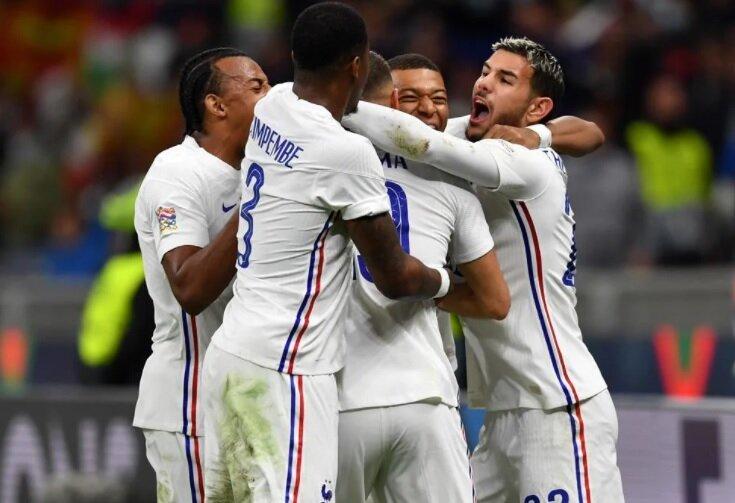 Франция выиграла Лигу Наций!