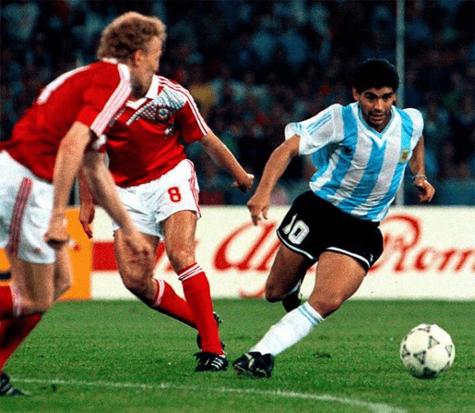 Легендарные матчи сборной СССР: Аргентина — СССР — 2:4. Тогда аргентинцам не помог сам Марадона