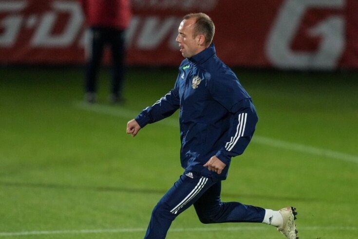 Последние новости сборной России на 6 октября: замена Глушакову