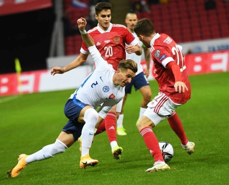 Россия-Словакия: игры нет, зато есть результат и это главное!
