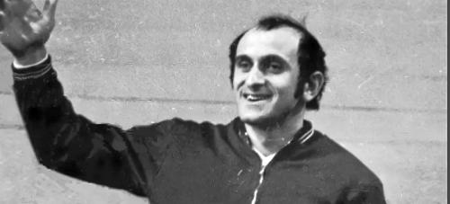 С днем рождения: Реваз Челебадзе.