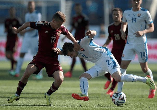 Сборная России - Сборная Словакии: история матчей и личная статистика матчей
