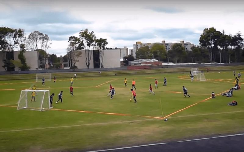 Трехсторонний футбол: что это такое? А как в нее играют?