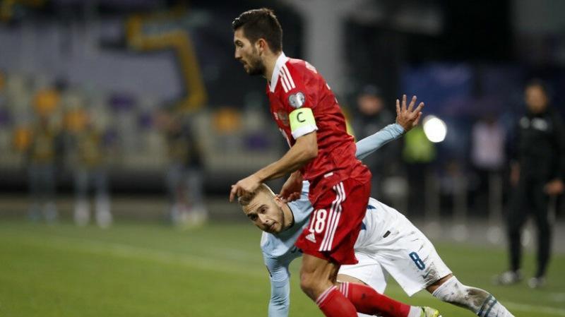 Валерий Карпин рассказал о процедуре выбора капитана сборной России по футболу
