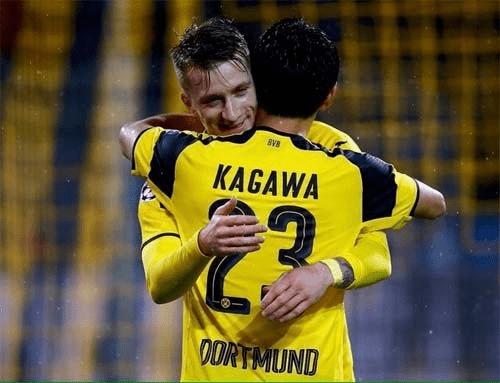 Рекордная ночь в Дортмунде: как Боруссия и Легия побили рекорды Лиги чемпионов